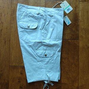 Caribbean Joe cargo shorts